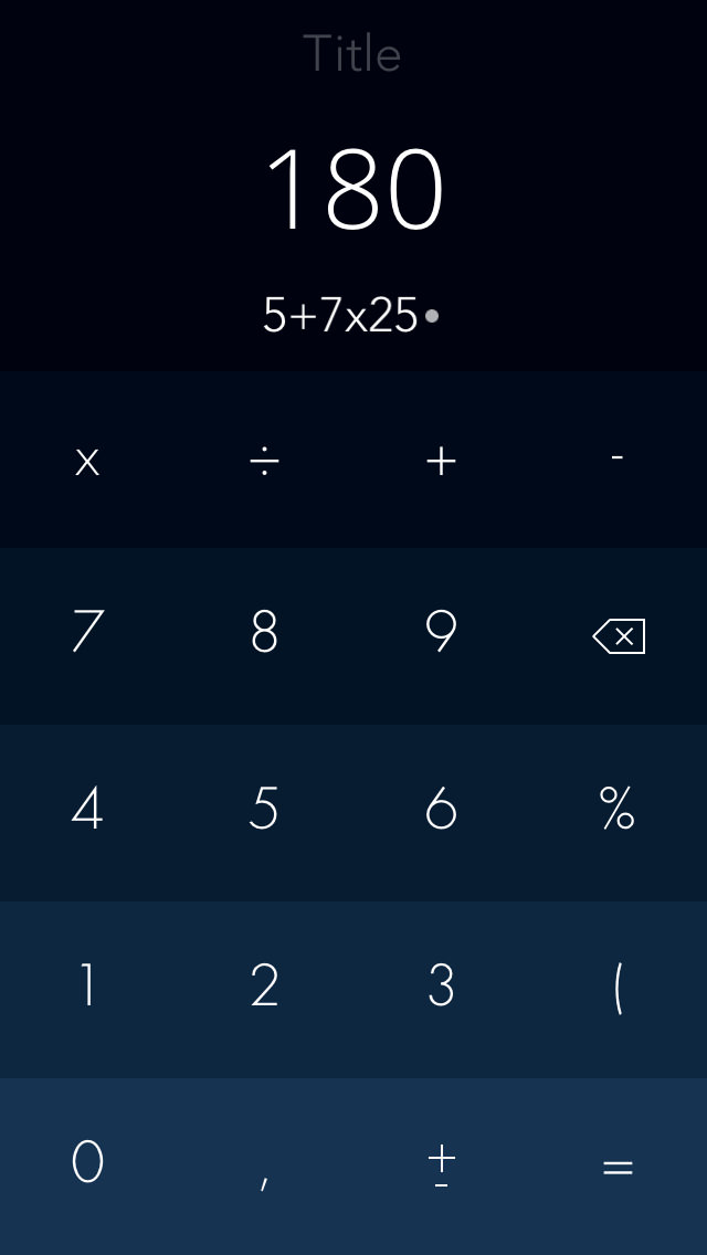 Luna Calculator Laudableapps